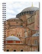 Hagia Sophia 04 Spiral Notebook