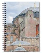 Hagia Sophia 10 Spiral Notebook