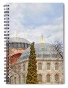 Hagia Sophia 11 Spiral Notebook