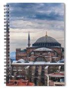 Hagia Sophia 19 Spiral Notebook