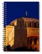 Hagia Sophia Evening Spiral Notebook