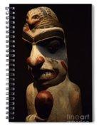 Haida Carving 1 Spiral Notebook