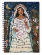 Hail Mary Spiral Notebook