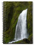 Hakeena Falls Spiral Notebook