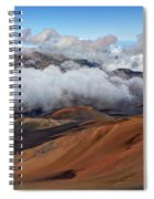 Haleakala Meaning House Of The Sun Spiral Notebook
