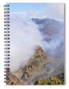 Haleakala Mists Spiral Notebook