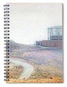 Haleakala Observatories Spiral Notebook