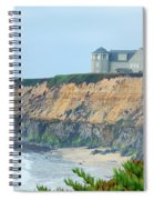 Half Moon Bay Spiral Notebook