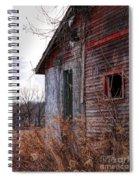 Half Spiral Notebook