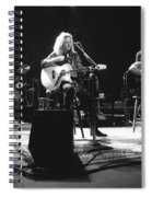Hall And Oates Spiral Notebook