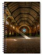 Hall Beam Spiral Notebook