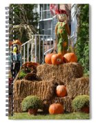 Halloween Celebrations Spiral Notebook