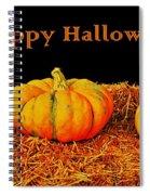 Halloween Pumpkins Spiral Notebook