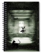 Halloween Spiral Notebook