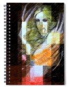 Halloween Scream Spiral Notebook