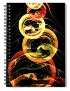 Halloween Vision Spiral Notebook