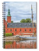 Halstad Castle 03 Spiral Notebook