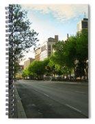 Hamilton At Dawn Spiral Notebook