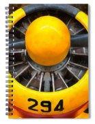 Hamilton Standard Propeller  Spiral Notebook