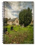 Hamlet Church Spiral Notebook
