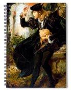 Hamlets Vision Spiral Notebook