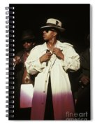Hammer Spiral Notebook