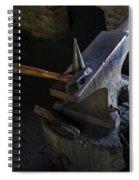 Hammer Time Spiral Notebook