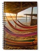 Hammocks Spiral Notebook