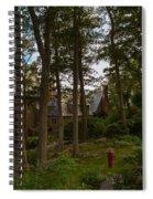 Hammonds Castle Yard Spiral Notebook