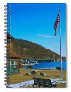 Hammondsport Spiral Notebook
