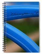 Hampton Cruiser  Spiral Notebook