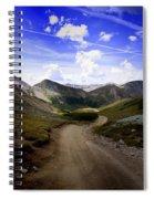 Hancock Pass Spiral Notebook
