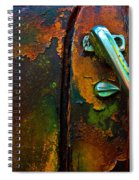 Handle Spiral Notebook