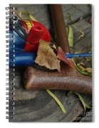 Handled With Care Spiral Notebook