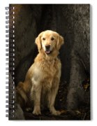 Handsome Boy Spiral Notebook