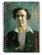 Handsome Fellow 1 Spiral Notebook
