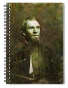 Handsome Fellow 2 Spiral Notebook