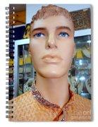 Handsome Harry Spiral Notebook