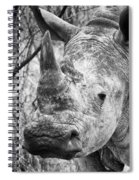 Handsome Spiral Notebook