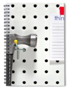 Handyman Board Spiral Notebook