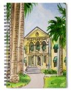 Hanford - California Sketchbook Project Spiral Notebook