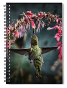 Hang Time  Spiral Notebook