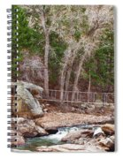 Hanging Bridge Spiral Notebook