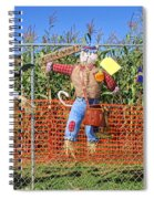 Hanging For Halloween By Diana Sainz Spiral Notebook