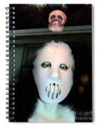 Hannibal Hannah Spiral Notebook