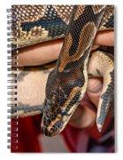 Hannibal Spiral Notebook