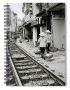 Hanoi Lifestyle Spiral Notebook