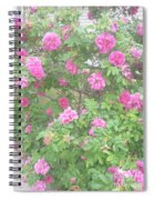 Hansa Roses Spiral Notebook