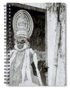 Hanuman Spiral Notebook