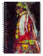 Hanvdadiasgo Spiral Notebook